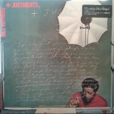 Bill Withers - +'Justments, LP
