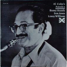 Al Cohn - Al Cohn's America, LP