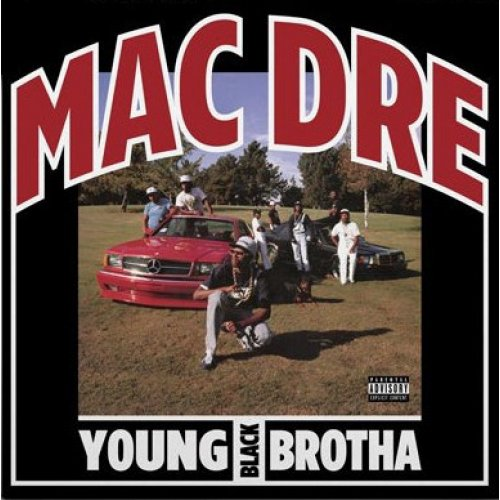 """Mac Dre - Young Black Brotha, 12"""", EP, Reissue (Colored)"""