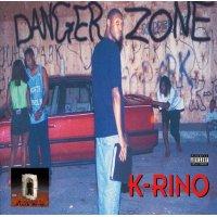 K-Rino - Danger Zone, 2xLP