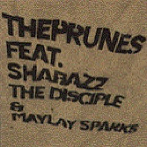 """The Prunes feat. Shabazz The Disciple & Maylay Sparks - Red Moon, 12"""""""