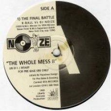 DJ Noize - The Whole Mess Part 2 Sampler, 12""