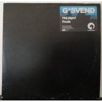 """G-Svend / Mamaluke - Hej Piger! / Duna, 10"""", Promo"""