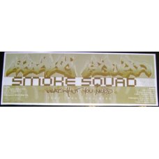 "Smoke Squad - Feat. What You Need, 12"", EP"