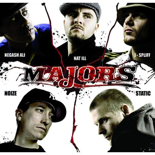 Majors - Majors, 2xLP
