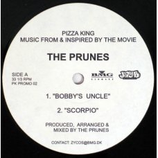 """The Prunes - Pizza King - Music From & Inspired By The Movie, 12"""", Promo"""