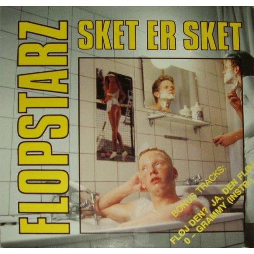 """Flopstarz - Sket Er Sket / O-grammy, 12"""""""