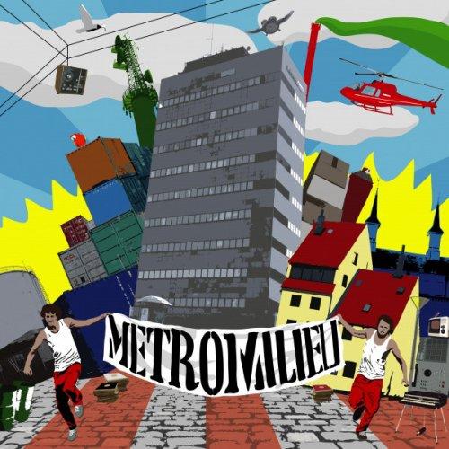 Metro Milieu - Metro Milieu, LP