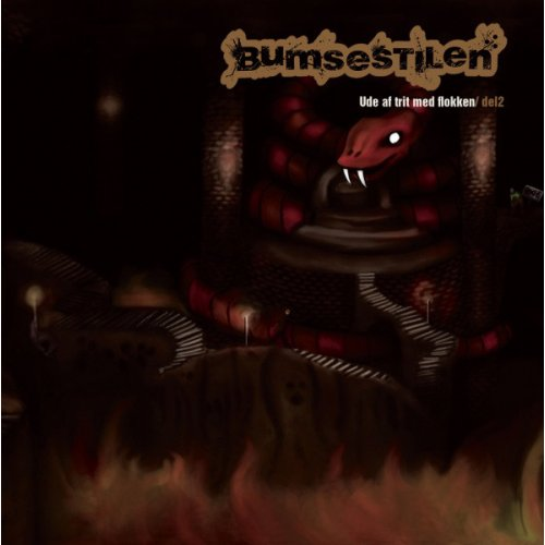 Bumsestilen - Ude Af Trit Med Flokken Del 2, LP