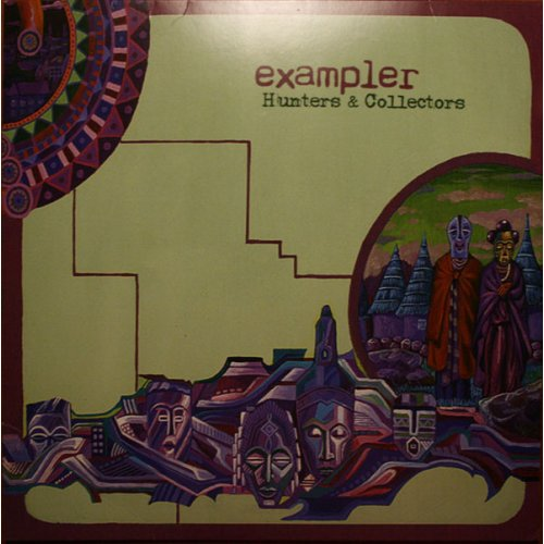 "Exampler - Hunters & Collectors, EP, 12"""