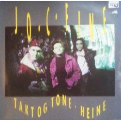 "Jo-C-Fine - Takt Og Tone / Heine, 12"""