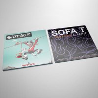 Sofa T, Shatter Hands - I Centeret Al Dente / Sejt Sejt, LP