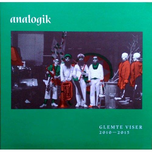 "Analogik - Glemte Viser 2010-2015, 10"""