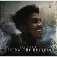 "Blu & Exile - Below The Heavens, 2xLP+7"", Reissue"