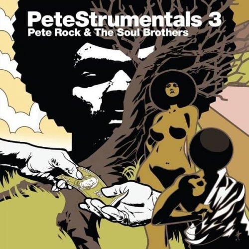 Pete Rock & The Soul Brothers - PeteStrumentals 3, LP