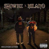 Showbiz X Milano - Boulevard Author, LP