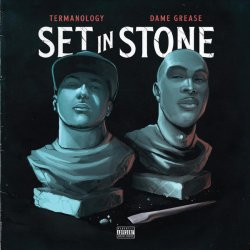 Termanology Vs. Dame Grease - Set In Stone, LP