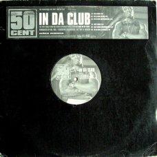 "50 Cent - In Da Club, 12"", Promo"