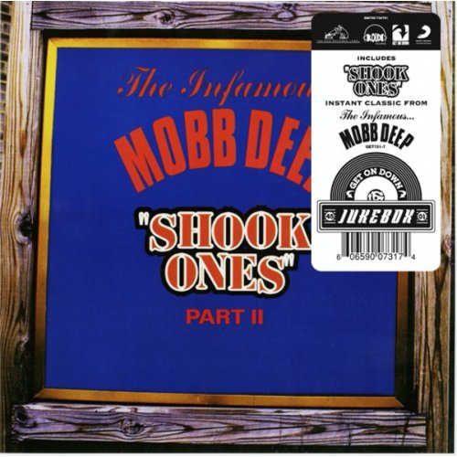 "Mobb Deep - Shook Ones Part II, 7"", Reissue"