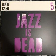 Adrian Younge & Ali Shaheed Muhammad / Doug Carn - Jazz Is Dead 5, 2xLP