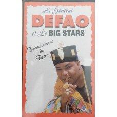 Le Général Defao Et Le Big Stars - Tremblement De Terre, Cassette