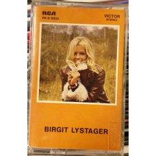 Birgit Lystager - Birgit Lystager, Cassette