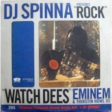 """DJ Spinna - Rock / Watch Dees, 12"""""""