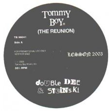 Double Dee & Steinski - The Reunion, 12""