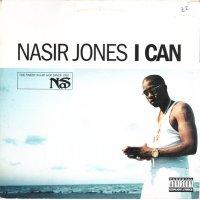 "Nasir Jones - I Can, 12"""