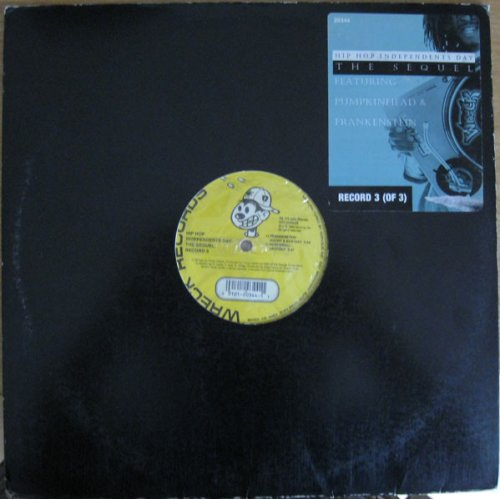 Various - Hip Hop Independents Day: The Sequel (Record 3), 12""