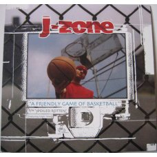 """J-Zone - A Friendly Game Of Basketball / Spoiled Rotten, 12"""""""