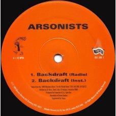 "Arsonists - Backdraft / Halloween II - Season Of The Witch, 12"""