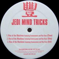"Jedi Mind Tricks - Rise Of The Machines, 12"", Single Sided, Promo"
