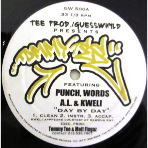 Tommy Tee - Day By Day / International Connects (Remix), 12""