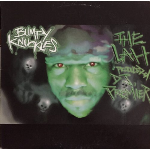 Bumpy Knuckles - The Lah, 12""