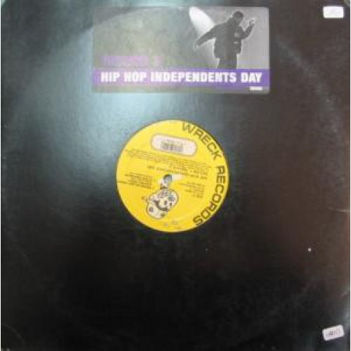 Various - Hip Hop Independents Day: Volume 1 (Record 3), 12""