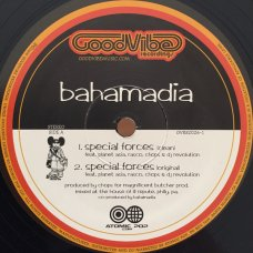 """Bahamadia - Special Forces, 12"""""""