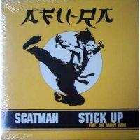 Afu-Ra - Scatman / Stick Up, 12""