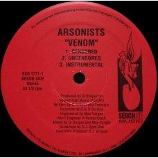 "The Arsonists - Venom / Seed, 12"""