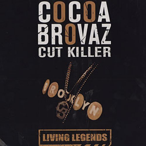 Cocoa Brovaz & Cut Killer - Living Legends, 12""