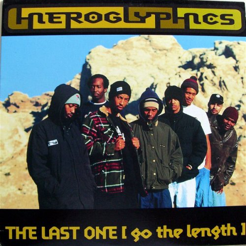 Hieroglyphics - The Last One [Go The Length], 12""