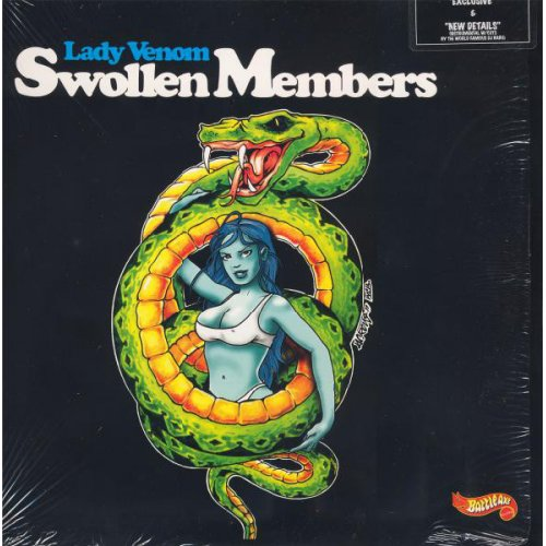 Swollen Members - Lady Venom, 12""