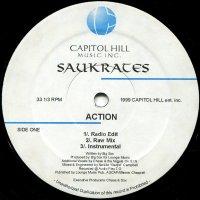 "Saukrates - Action, 12"""