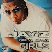 """Jay-Z - Girls, Girls, Girls, 12"""""""