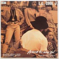 "LL Cool J - Around The Way Girl, 12"""