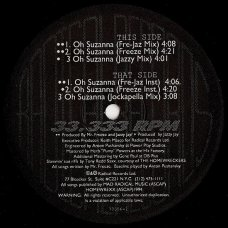 """Mr. Freeze And The Homewreckers - Oh Suzanna, 12"""""""