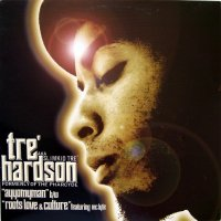 Tre' Hardson - Ayyomyman / Roots Love & Culture, 12""