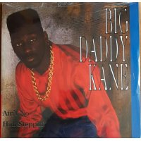 "Big Daddy Kane - Ain't No Half-Steppin', 12"", Reissue"