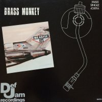 Beastie Boys - Brass Monkey, 12""