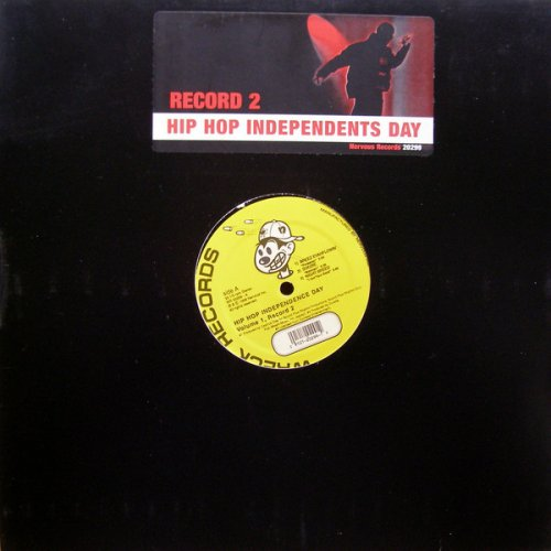 Various - Hip Hop Independents Day: Volume 1 (Record 2), 12""
